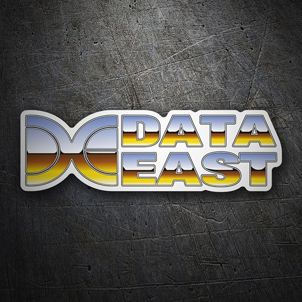 Car & Motorbike Stickers: Data East