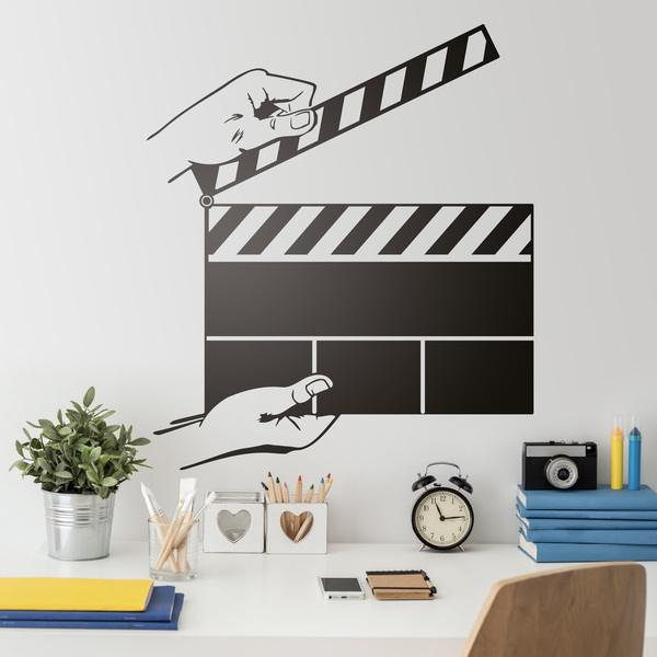 Wall Stickers: Film Slate