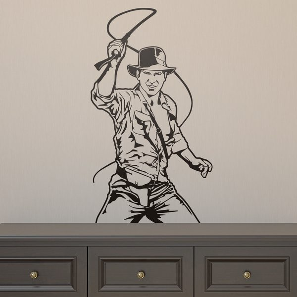 Wall Stickers: Indiana Jones