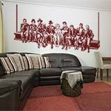 Wall Stickers: Hollywood on the beam 7