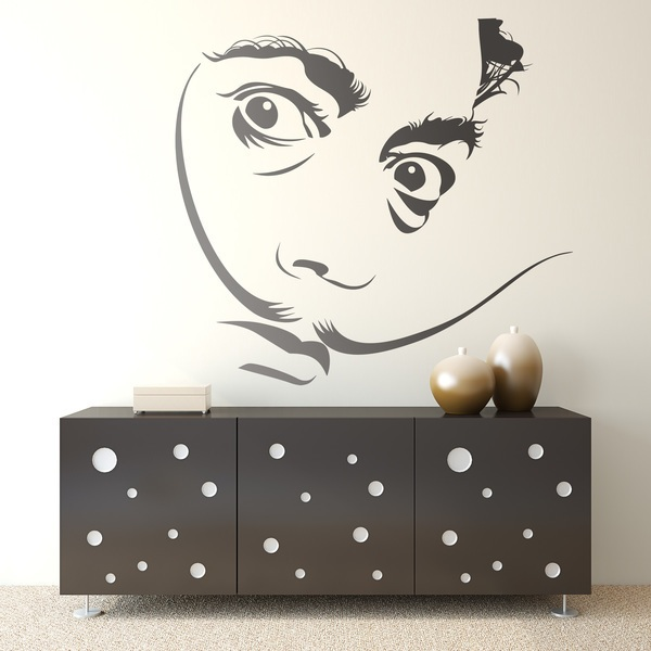 Wall Stickers: Salvador Dalí