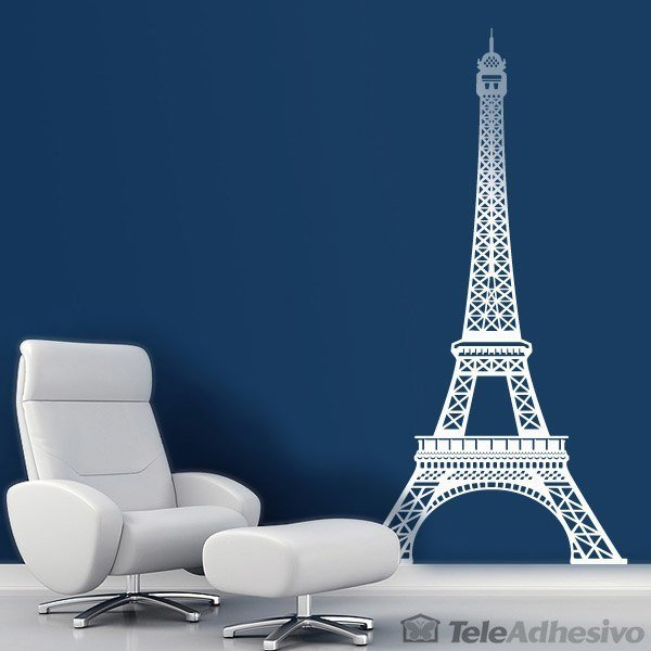 Wall Stickers: Eiffel Tower