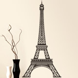 Wall Stickers: Eiffel Tower 3