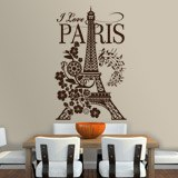 Wall Stickers: I Love Paris 4