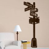 Wall Stickers: New York Signal 2