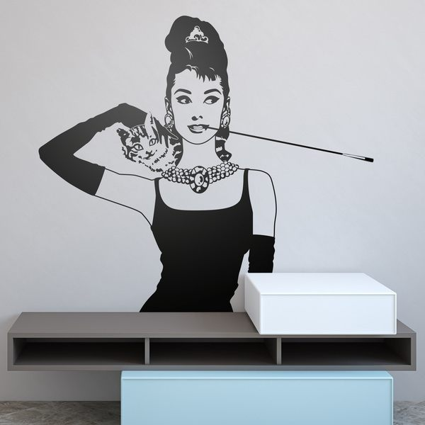 Wall Stickers: Audrey Breakfast