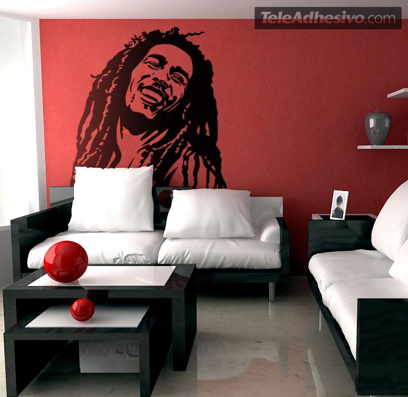 Wall Stickers Bob Marley