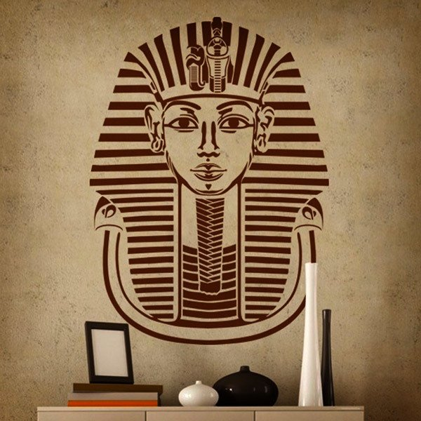 Wall Stickers: Tutankhamun