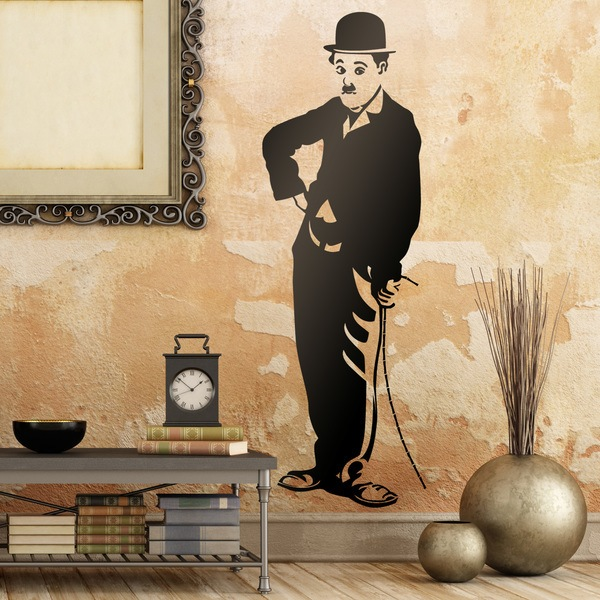 Wall Stickers: Charlot