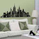 Wall Stickers: Skyline New York 4