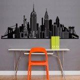 Wall Stickers: Skyline New York 5