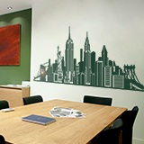 Wall Stickers: Skyline New York 6