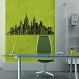 Wall Stickers: Skyline New York 7