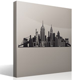 Wall Stickers: Skyline New York 8