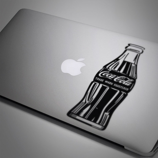Car & Motorbike Stickers: Andy Warhol Coca Cola
