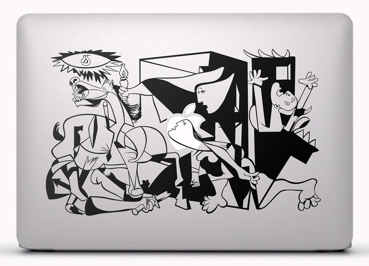 Sticker Picasso's Guernica | MuralDecal.com