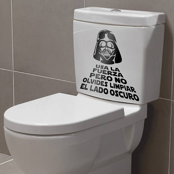 Wall Stickers: Use the force