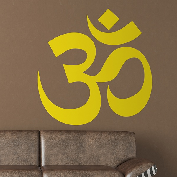 Wall Stickers: Mantra Om