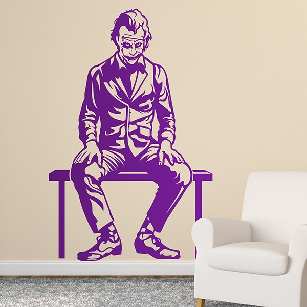 Wall Stickers: Jocker Batman