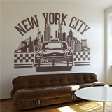 Wall Stickers: New York City icons 4