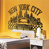 Wall Stickers: New York City icons 5