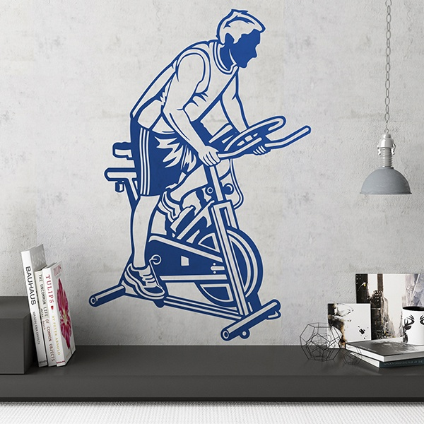 Wall Stickers: Spinning