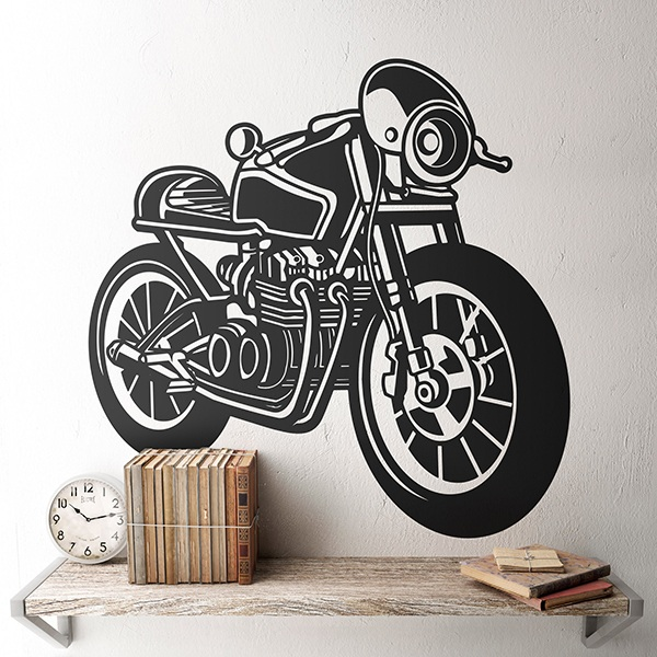 Wall Stickers: Harley Davidson Sportster