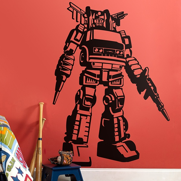 Wall Stickers: Transformers