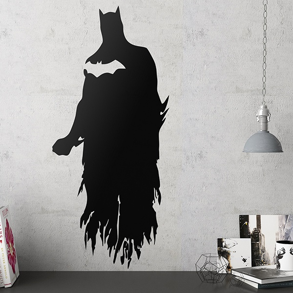 "Batman silhouette VINYL Decals Sticker 5/"" X 4/""  BUY 2 GET 1 FREE"