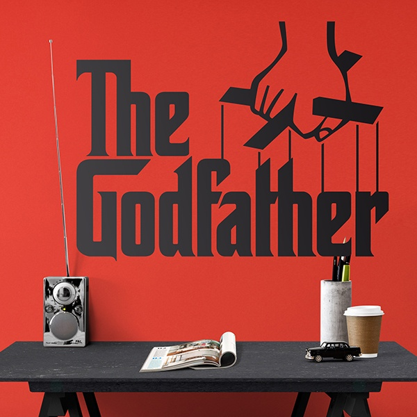 Wall Stickers: The Godfather Logo