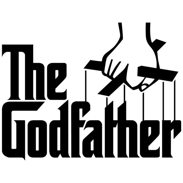 Wall Stickers: The Godfather
