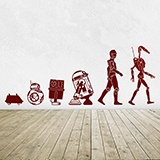 Wall Stickers: Evolution Droid 2
