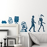 Wall Stickers: Evolution Droid 3
