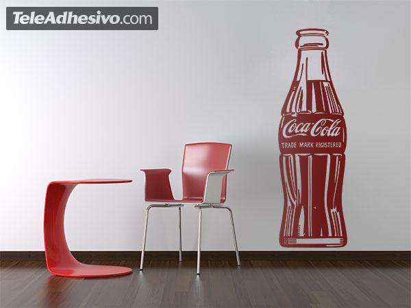 Wall sticker coca cola warhol for Coca cola wall mural