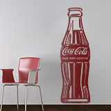 Wall Stickers: Coca Cola Warhol 4