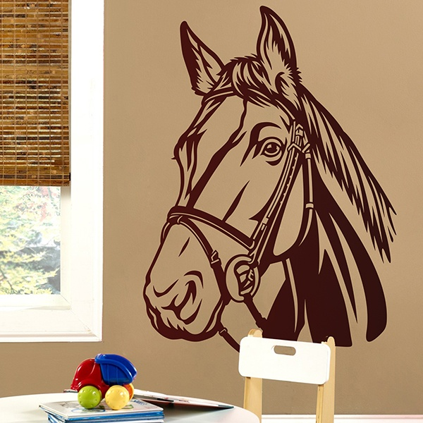 Wall Stickers: Horse