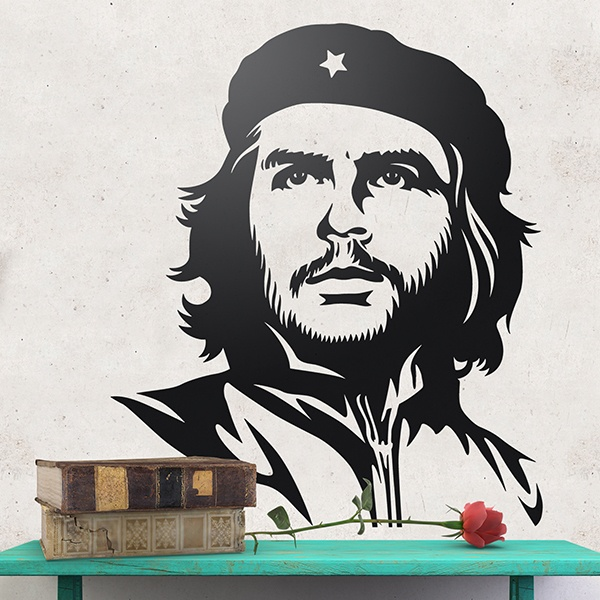 Wall Stickers: Che Guevara