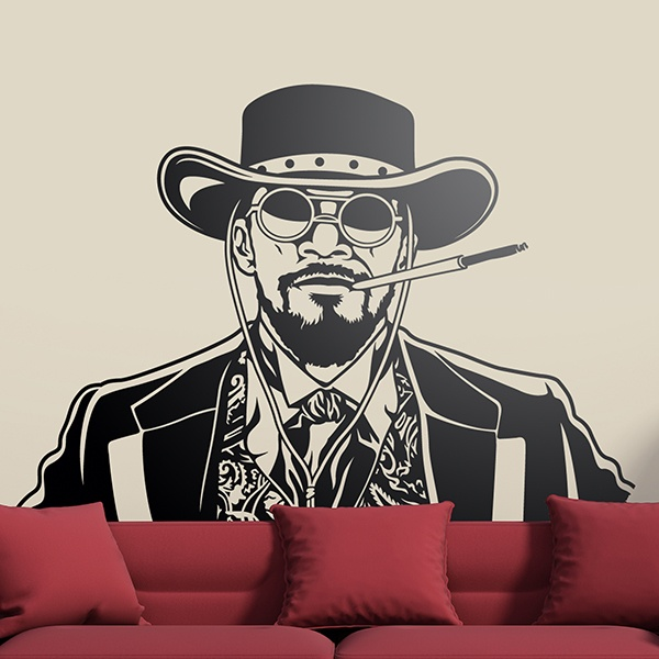 Wall Stickers: Django Unchained