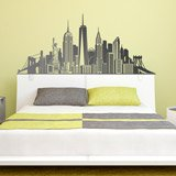 Wall Stickers: Skyline New York 2018 2