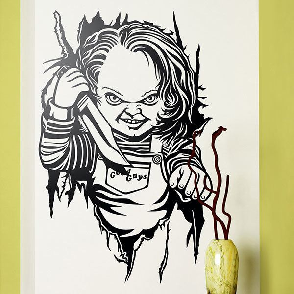 Wall Stickers: Child's Play