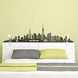 Wall Stickers: Berlin Skyline 2