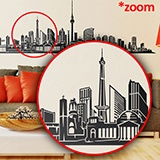 Wall Stickers: Berlin Skyline 5