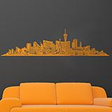 Wall Stickers: Las Vegas Skyline 2018 3