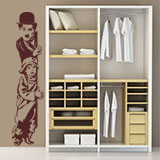 Wall Stickers: Chaplin The Kid 4
