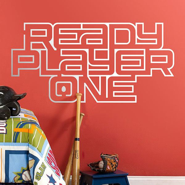 Wall Stickers: Ready Player One