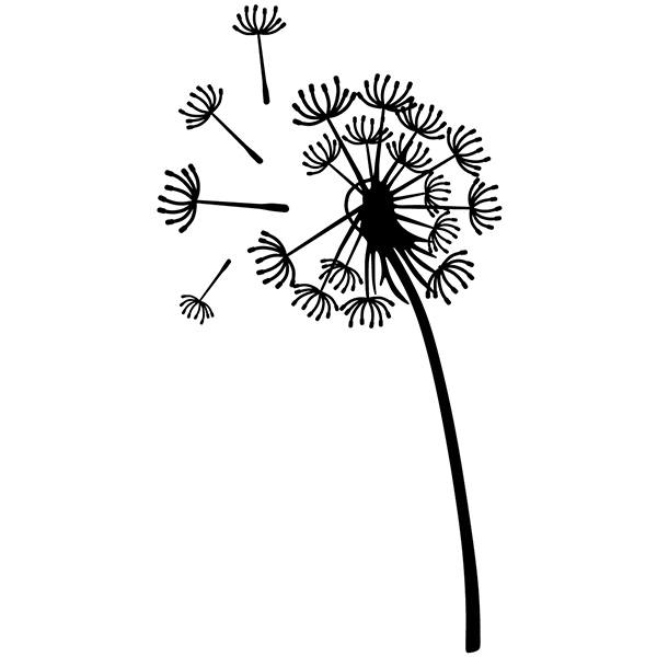 Wall Stickers: Dandelion in spring