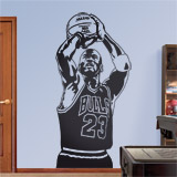 Wall Stickers: Michael Jordan 2
