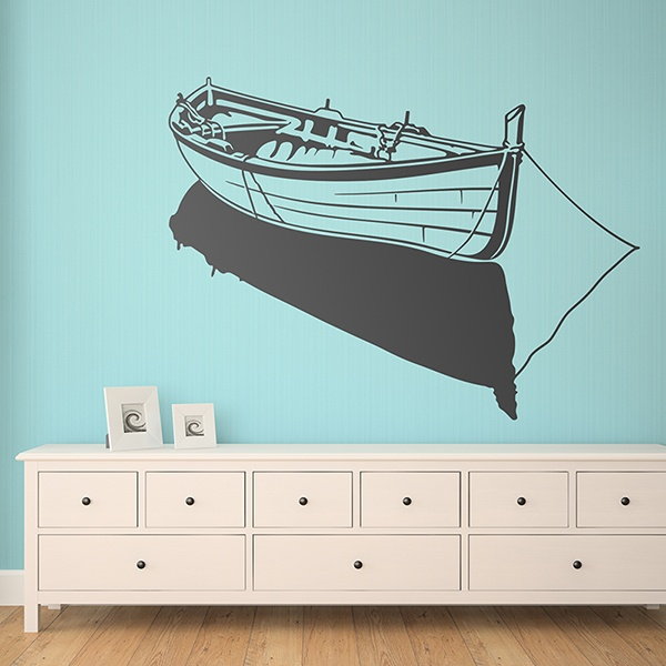 Wall Stickers: Barque