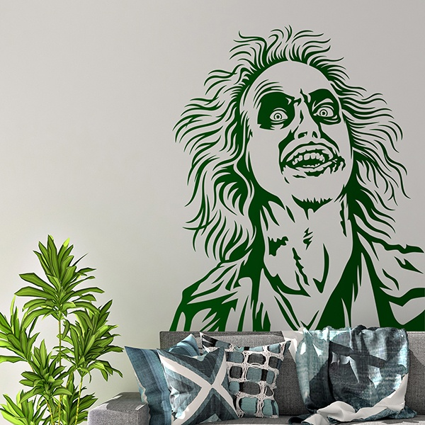 Wall Stickers: Beetlejuice
