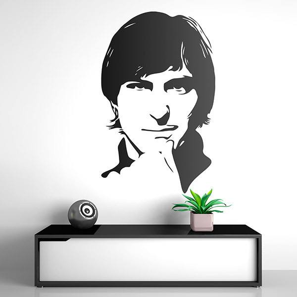 Wall Stickers: Steve Jobs student